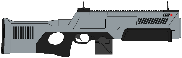 CDR LBR-55 by DaltTT