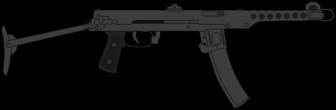 Sudaev PPS-43 by DaltTT