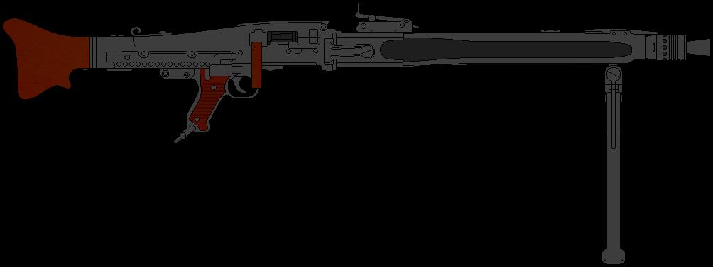 Grossfuss MG.42 by DaltTT