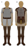 AoD Lamellar armor