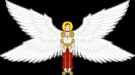 Saint Michael the Archangel by DaltTT