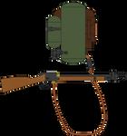 ROKS-3 flamethrower