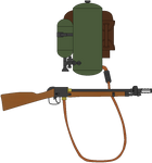 ROKS-3 flamethrower