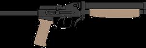 AoA Pipe double barrel shotgun