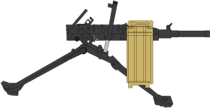 AGS-30 Atlant automatic grenade launcher