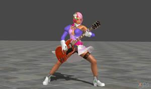 Alisa likes to Rock!))