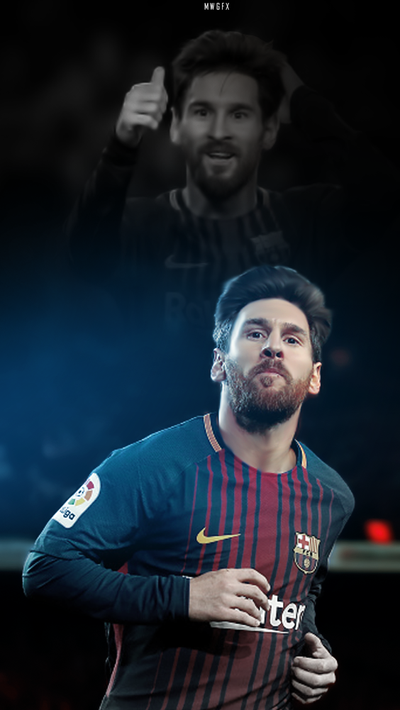 Wallpaper Messi BarClona By MWafiq 10