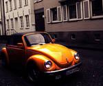 Orange Beast by aobaob