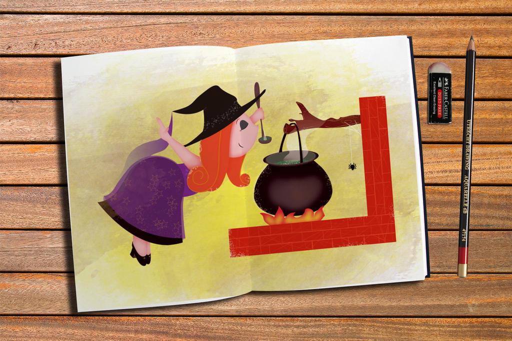 Free-Sketchbook-Mockup-PSD by Helloise-Mota