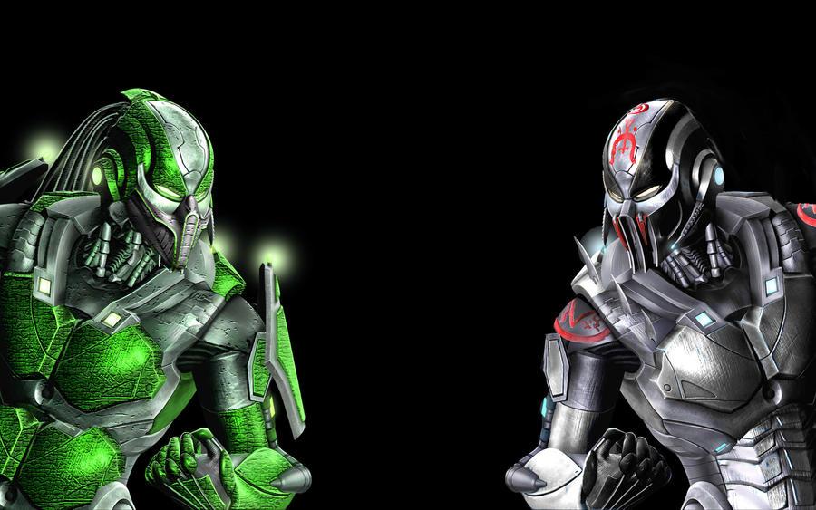 Image Gallery mortal kombat cyber reptile