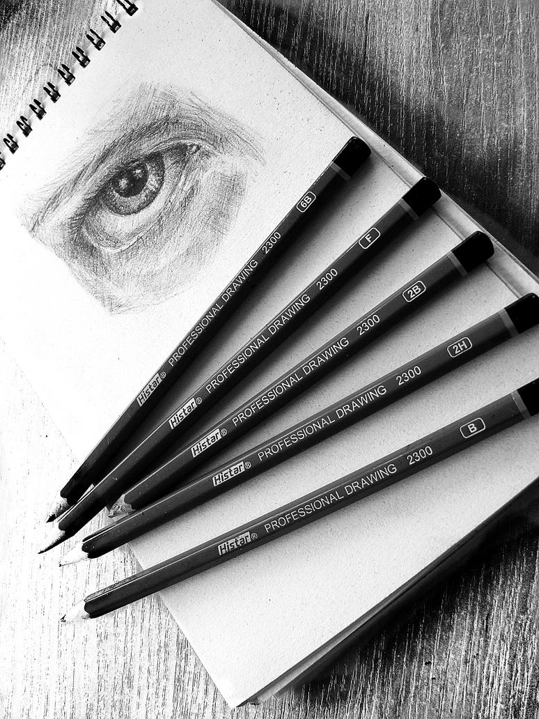 Realistic eye by BeatsDeclivity