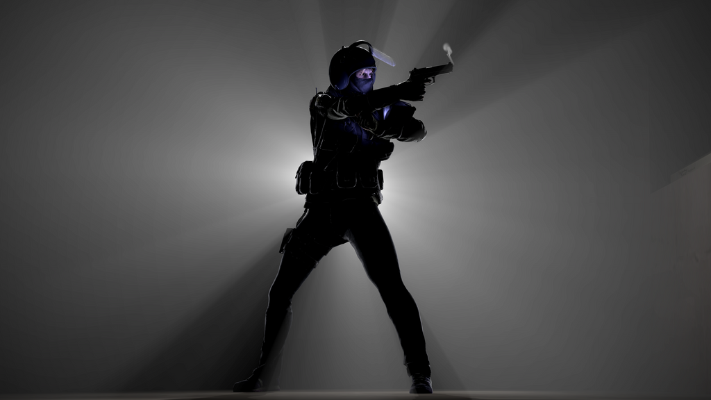 Rainbow Six Siege by PhobosBFG on DeviantArt