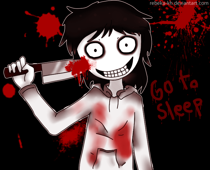 Jeff the Killer by Rebeka-KH