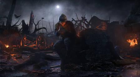 Dark ages|The last