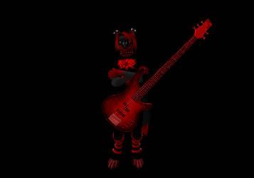 Second Life: Metal Blood Fox by MarioLinkFan