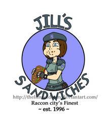 Jill's Sandwiches by thelimeofdoom