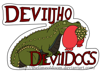 Deviljho Devildogs by thelimeofdoom