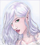 Collab - Elf Girl