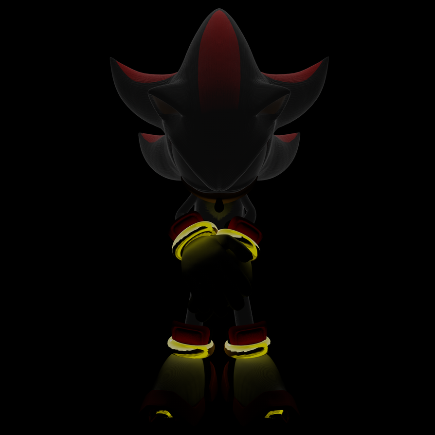 Shadow Is The New Black by SantaJack8