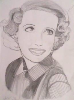 Bette Davis Eyes WIP