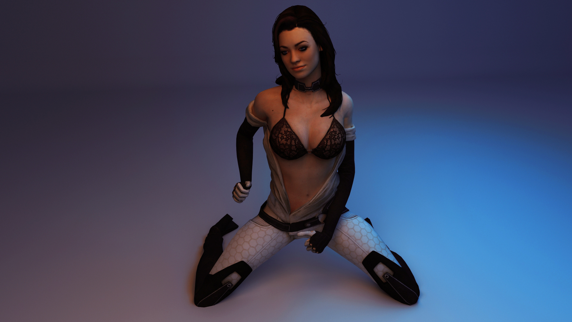 image Mass effect futa on female