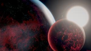 Secrets of scarlet Moon