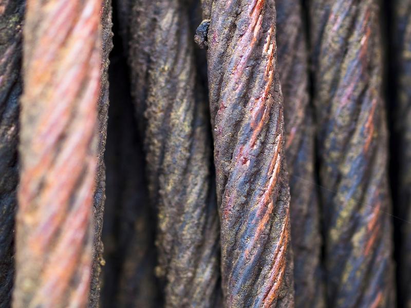 Steel cable macro by adasha