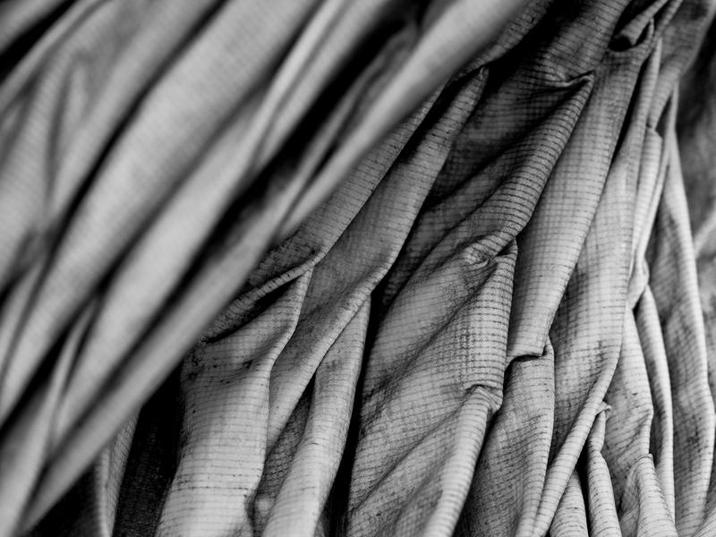 Fabric tunnel by adasha
