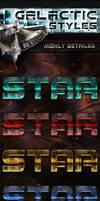 Pro Galactic Photoshop Styles