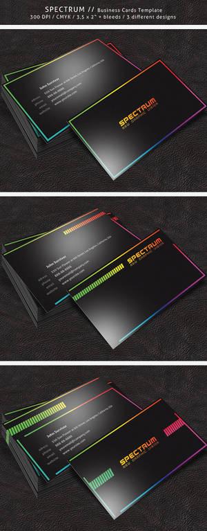 Spectrum Business Card 3in1