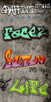 Graffiti Photoshop Styles 2