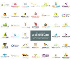 80+ Logo Templates Collection