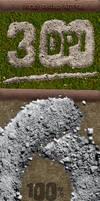 Rocky Ground Photoshop Action - 300 DPI