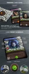 Trading Card Game - Creator - vol.4 by survivorcz