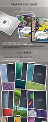 Trading Card Game - Creator - vol.7 by survivorcz