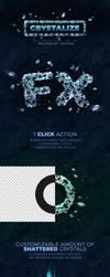 Crystalize - Photoshop Action by survivorcz