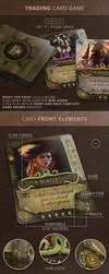 Trading Card Game (TCG) Creator - 15 - Pirates by survivorcz