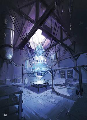 the workshop of violet