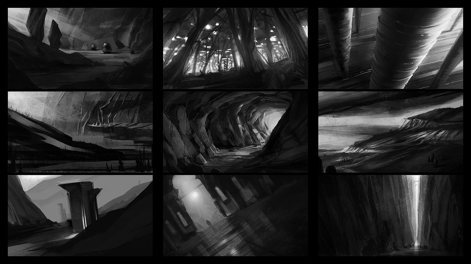 Thumbnail Study 1 by rammmon