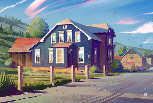 HOUSE THREE