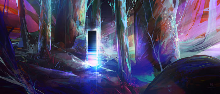 LUCID FOREST by rammmon