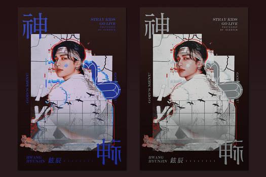 210326 - Hwang Hyun Jin (Stray Kids)