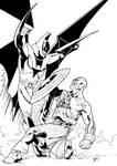 KC Bats vs EX Cap inks