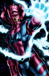Galactus ate my planet commish