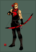 YJ Red Arrow by sean-izaakse