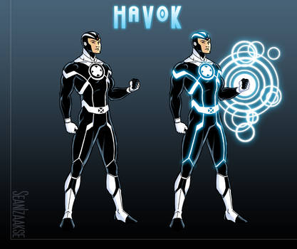Havok Redesign