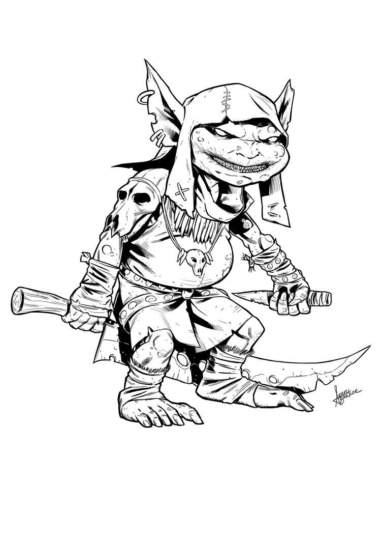 Goblin By Sean izaakse On DeviantArt