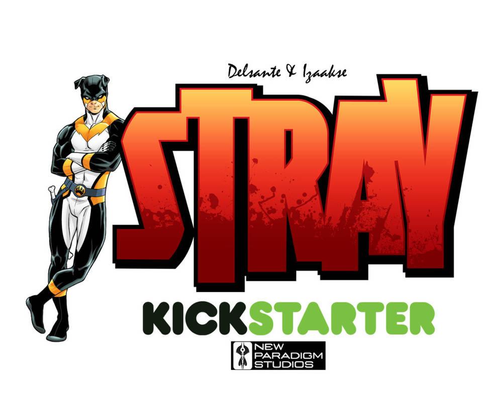 Stray now on Kickstarter