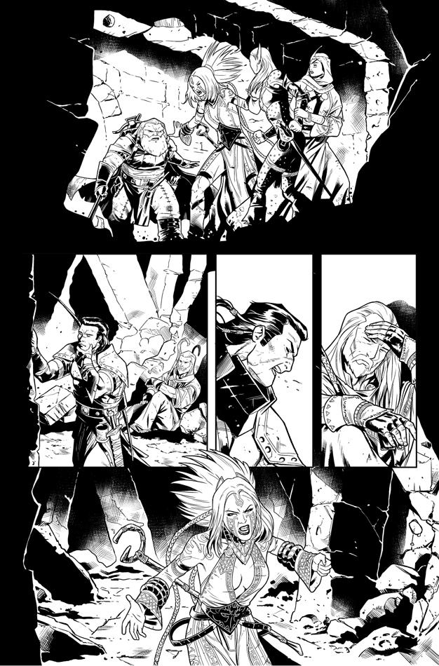 Pathfinder 11 Page 7 by sean-izaakse