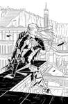 Pathfinder City Of Secrets 2 Cover inks